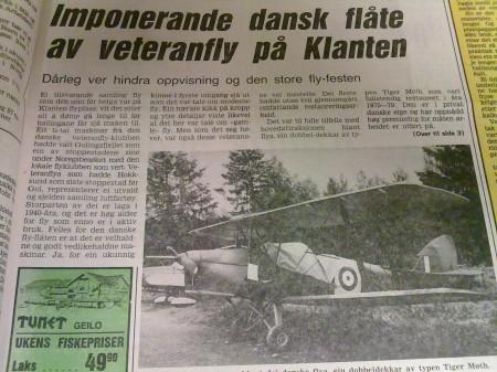 Besøk fra Danmark i 2981